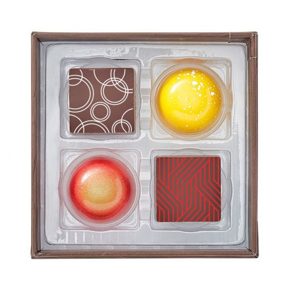 Christopher Elbow 4-piece Box of Chocolates, Local Pickup & Delivery Only