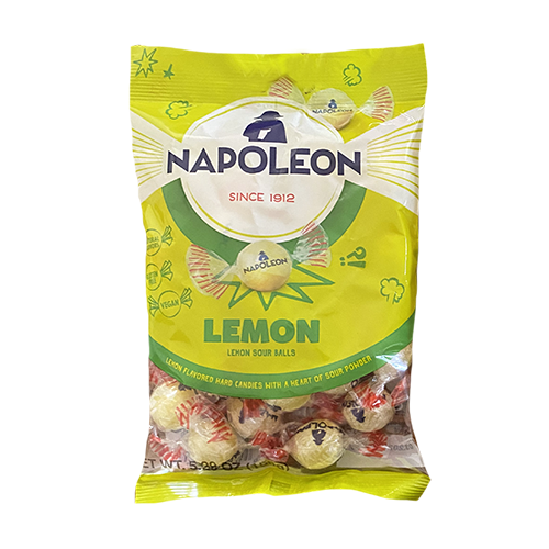 Napoleon Lemon Sours Bag