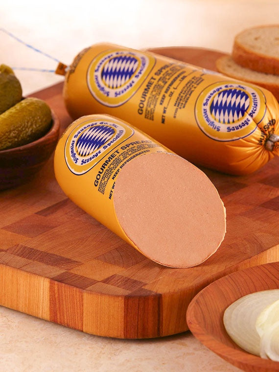 Stiglmeier Gourmet Liver Spread, 1-lb. Available In-Store and for Local Pickup & Delivery