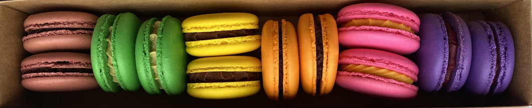 Paul's Better Bakery Macarons, Box of 11, Available In-Store and for Local Pickup & Delivery