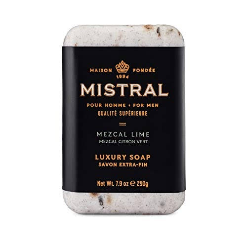 Mezcal Lime Men's Soap 250g