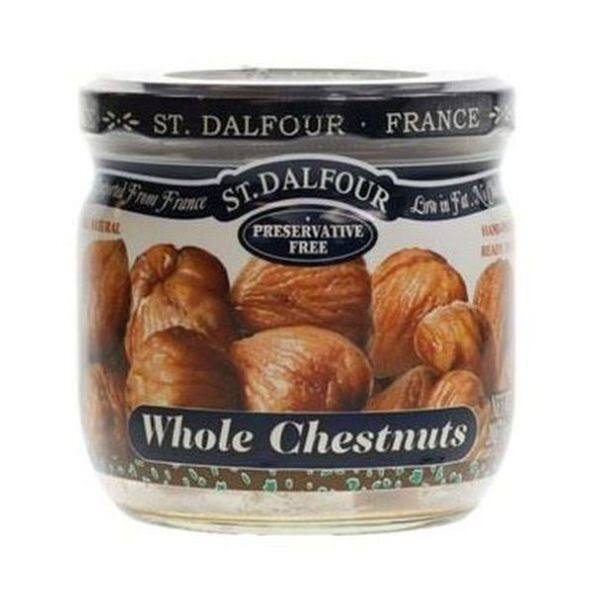 St. Dalfour Whole Chestnuts, 7 oz (200 g)