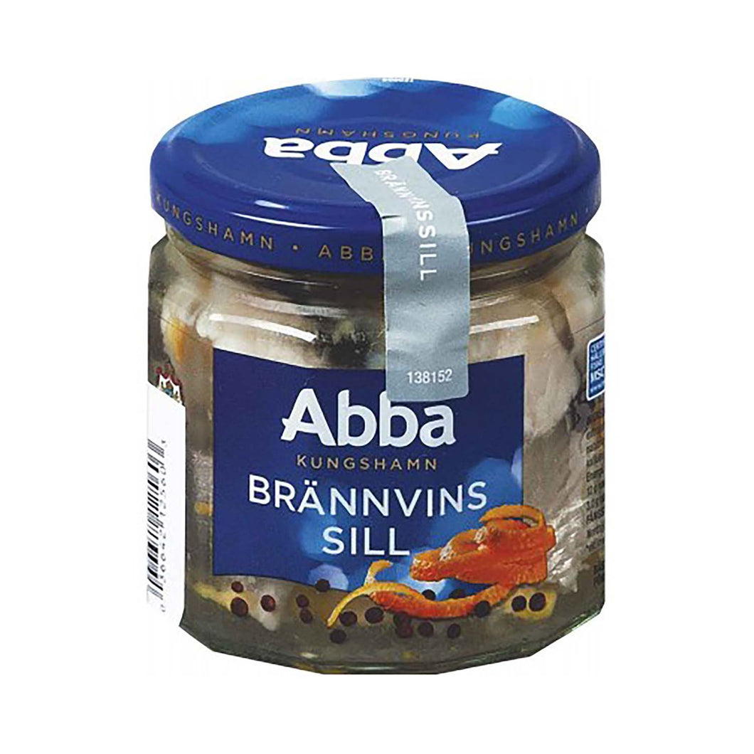 Abba Herring in Aquavit, 8.5 oz., Local Pickup & Delivery Only