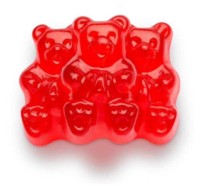 Albanese Wild Cherry Gummi Bears, 1/4-lb. bag