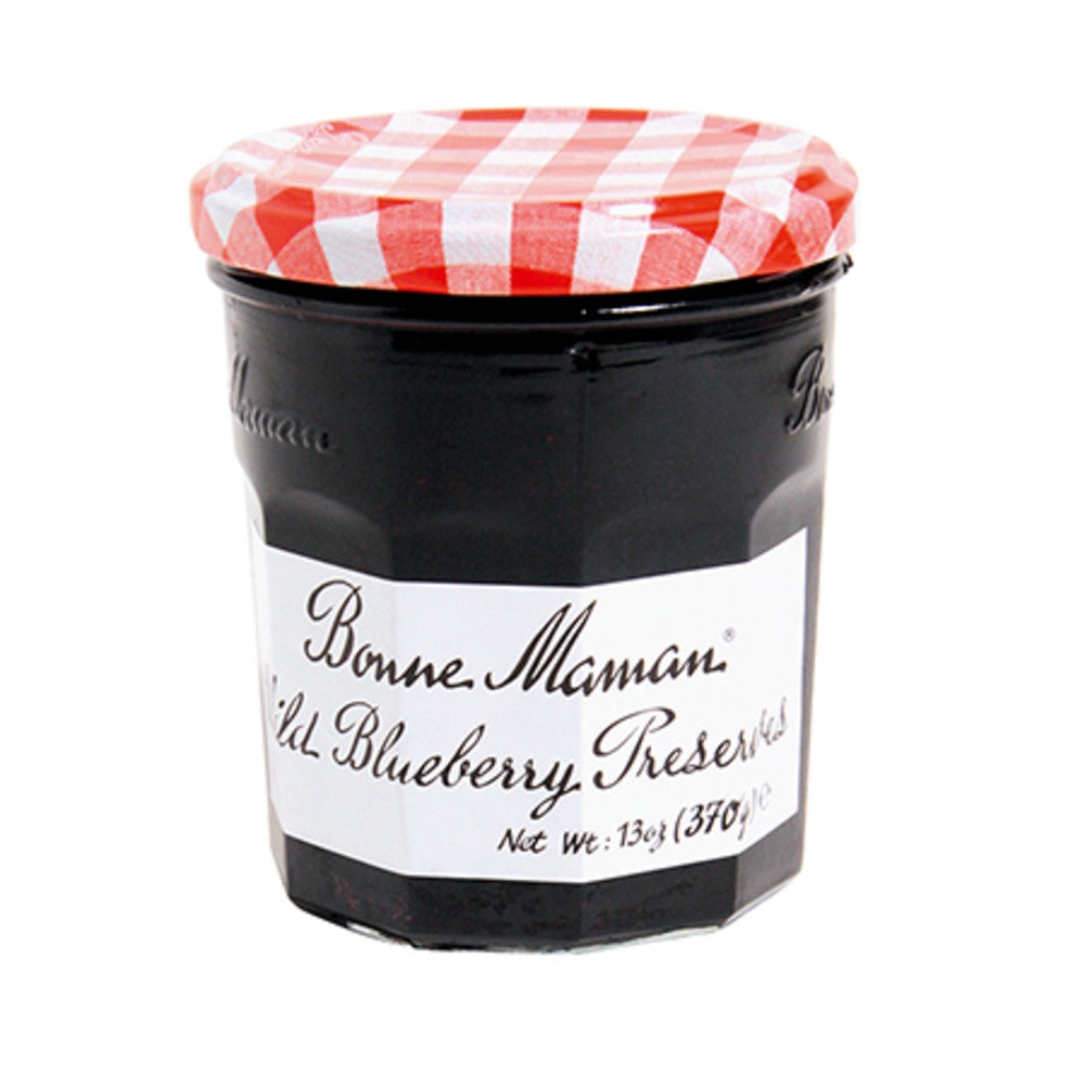 Bonne Maman Wild Blueberry, 13 oz.