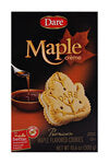 Dare Maple Leaf  Crème Cookies