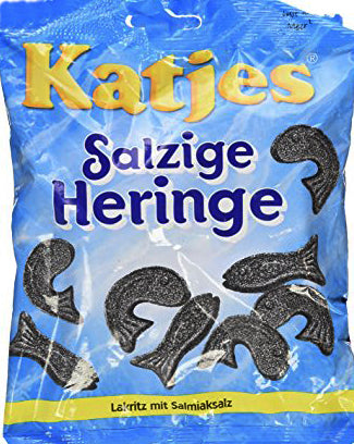 Katjes Salty Herring