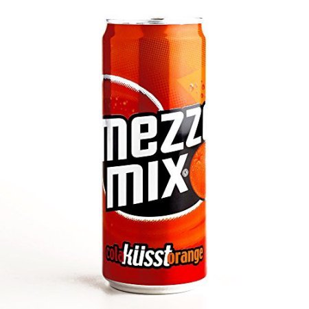 Mezzomix Orange Cola