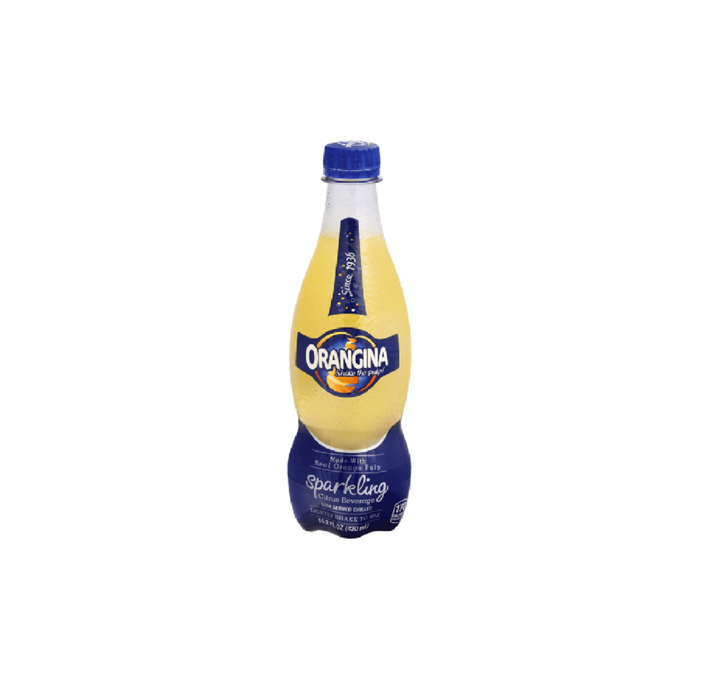 Orangina, 14.20 fluid ounces