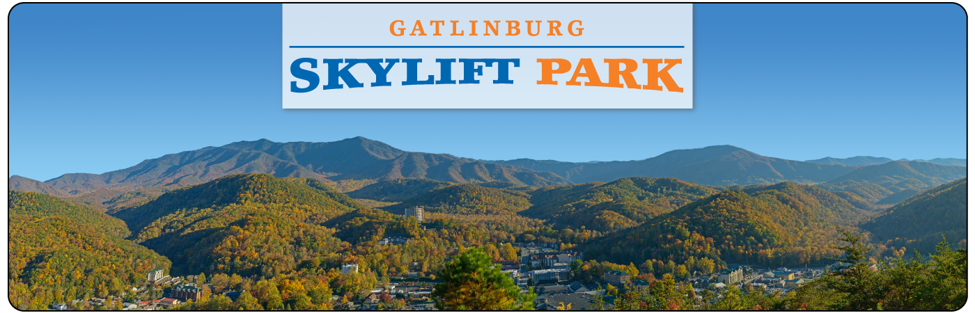 Skylift Park & SkyBridge at Gatlinburg Tennessee Logo Clothing and Gear at Boyne Country Sports