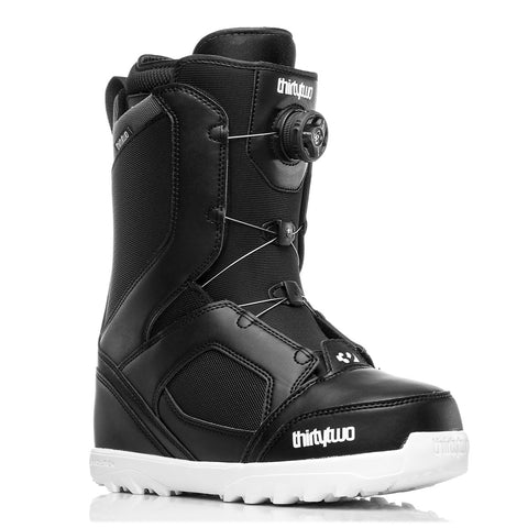 ThirtyTwo Men's STW BOA Snowboard Boots 2020 Black