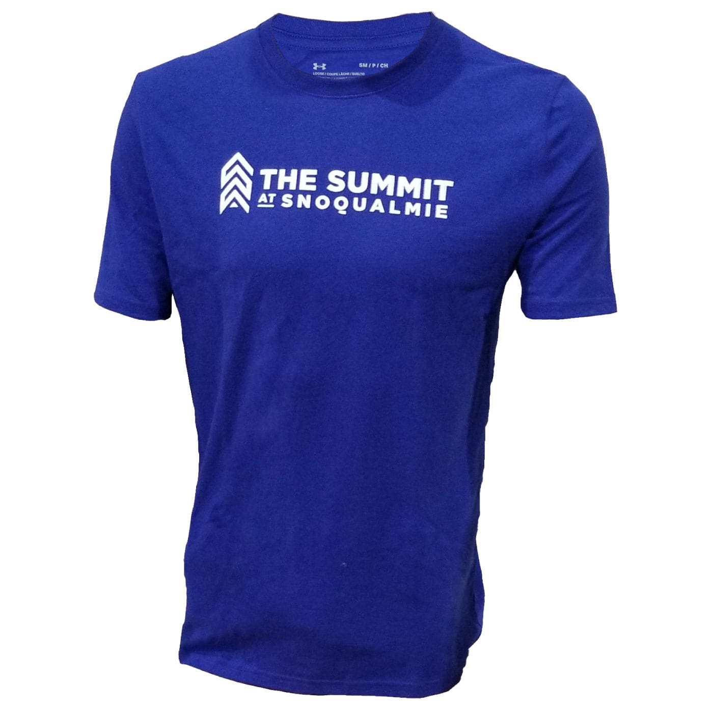 Men's Under Armour Summit at Snoqualmie Logo Tee