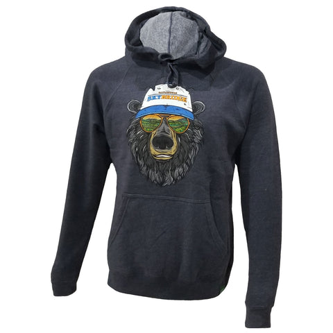 Gatlinburg SkyBridge Bear Logo Hoody