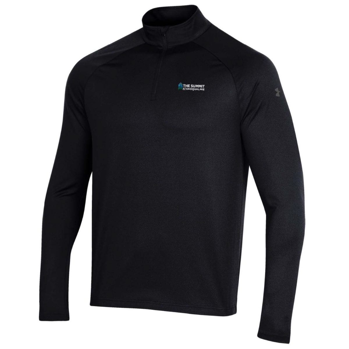 The Summit at Snoqualmie Resort Men's Performance 1/4 Zip Pullover