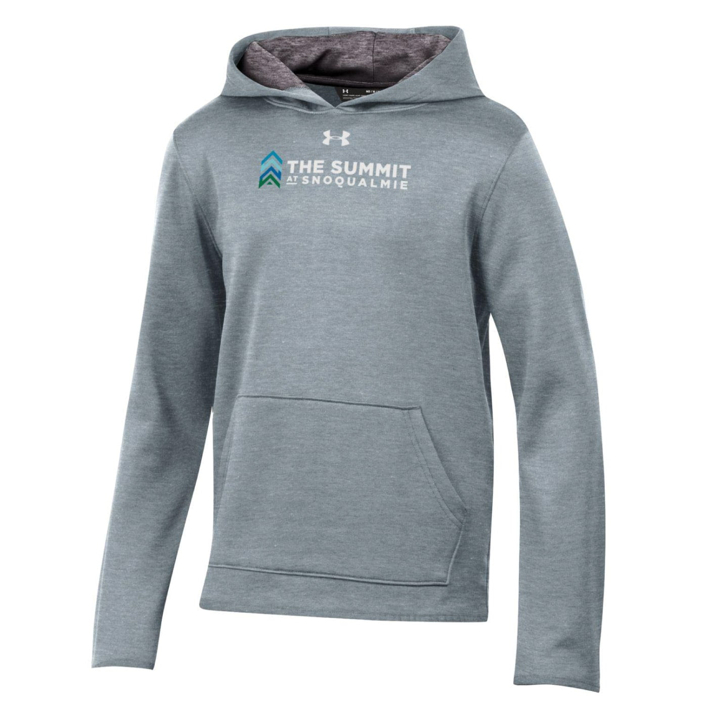 The Summit at Snoqualmie Resort Youth Armour Fleece Hoody