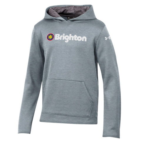 Brighton Resort Youth Armour Fleece Hoody