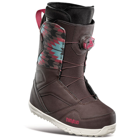 ThirtyTwo Women's STW BOA Boot Brown