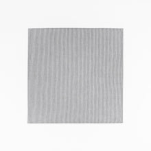 "Lade das Bild in den Galerie-Viewer, ""Small Basic Stripes"" Servietten - grau - 4er Pack"