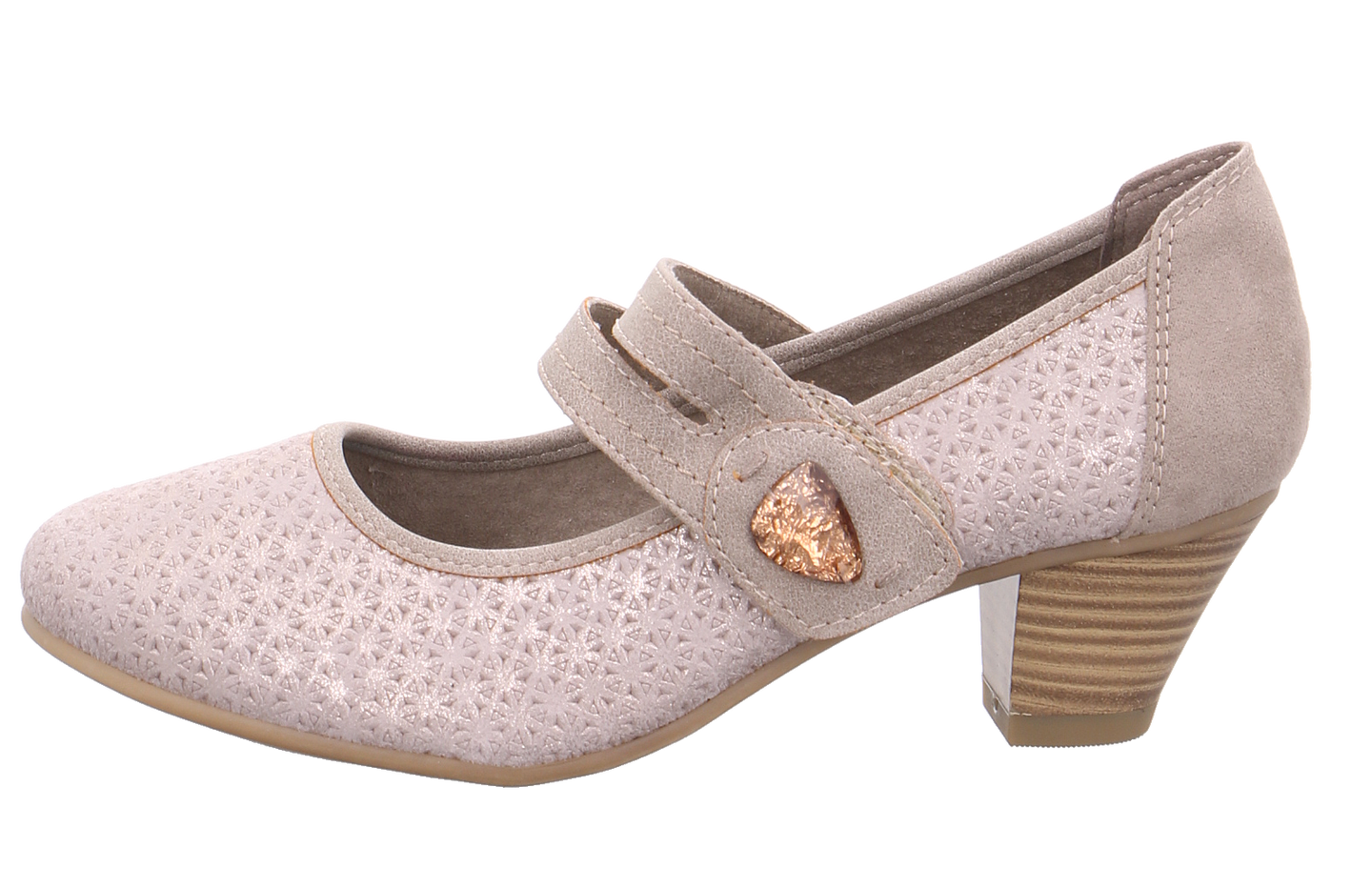 Jana shoes GmbH & Co. KG Pumps taupe Bild1