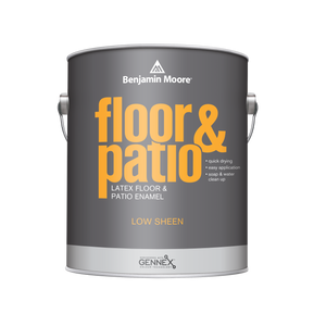 Benjamin Moore Floor & Patio Latex Floor & Patio Enamel (F122)