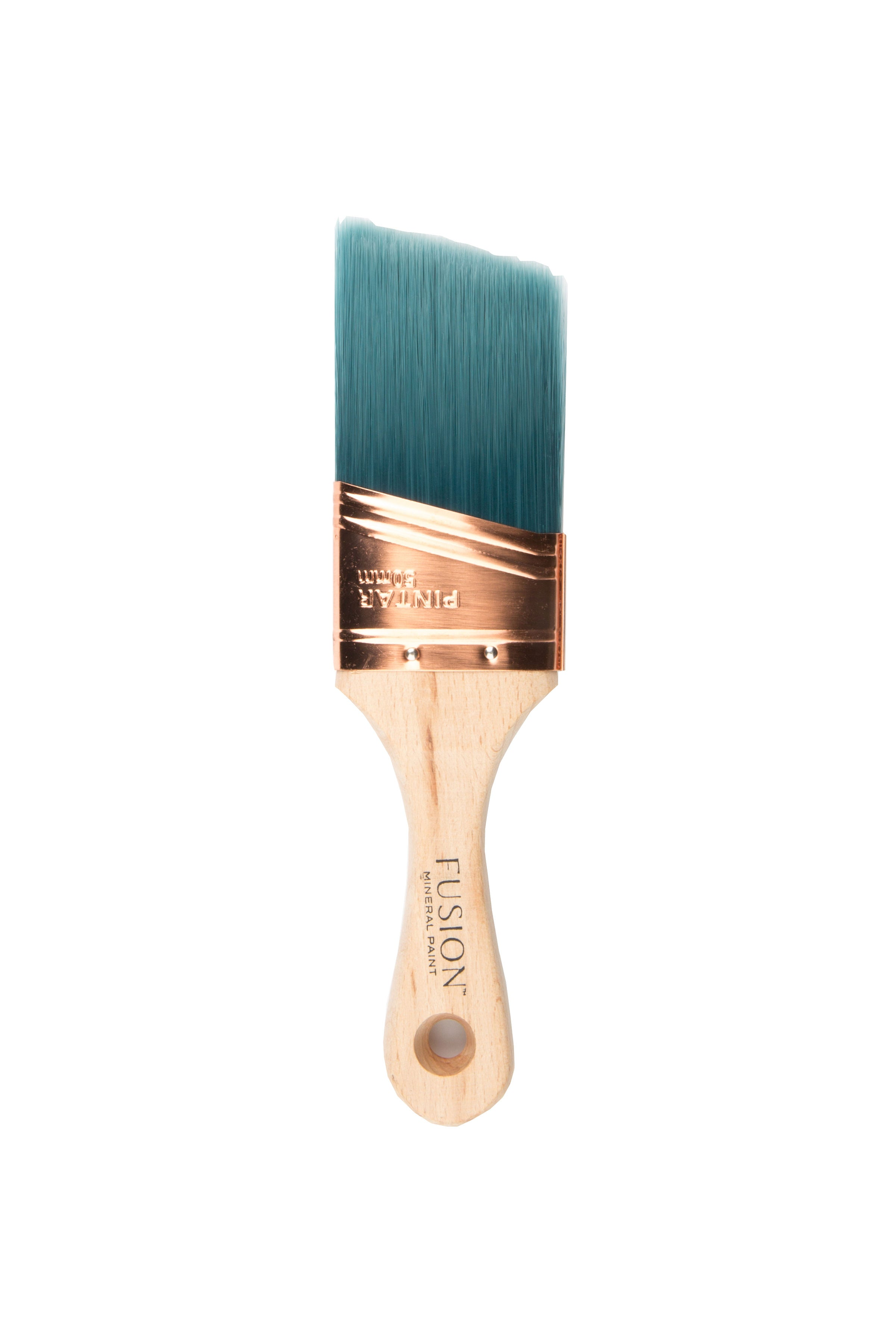 Fusion™ Synthetic Angled Brush 2""