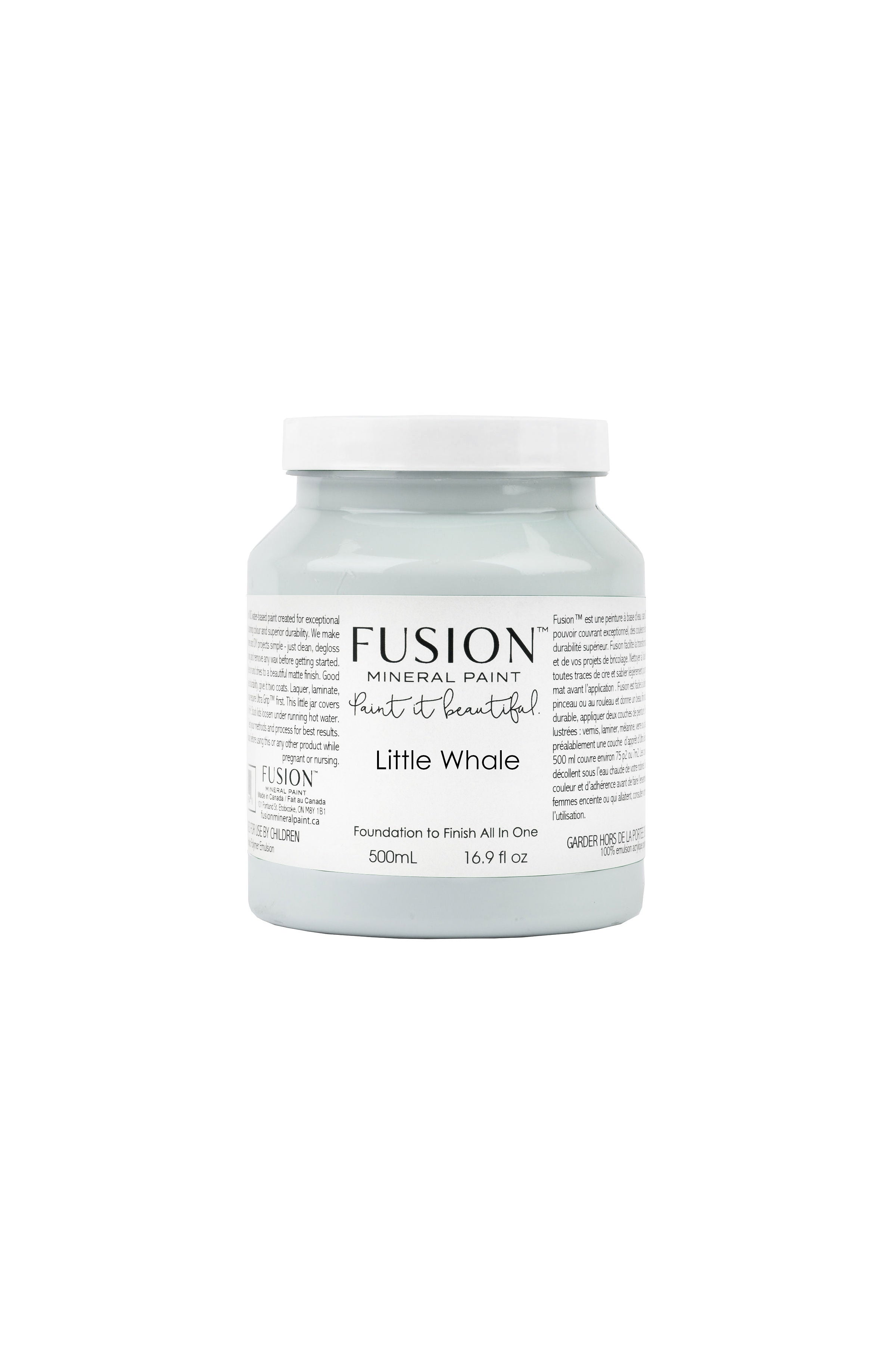 Fusion™ Mineral Paint - Little Whale
