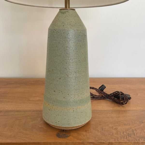 Copper Matte - Thimble Lamp
