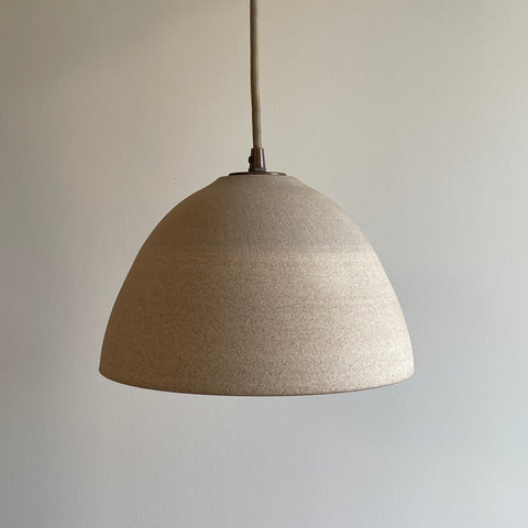 Granite Dome Pendant Lamp