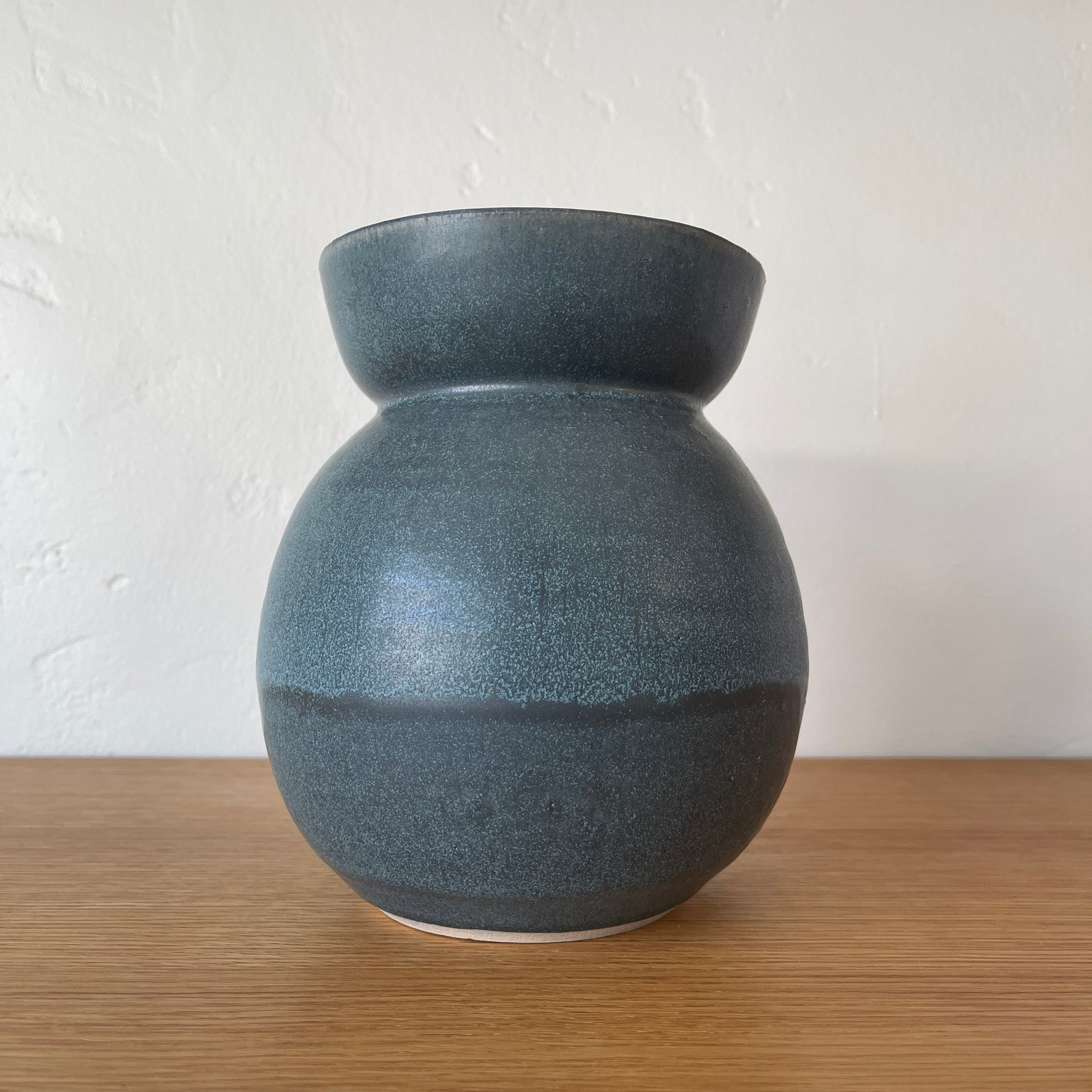 Atlantic Blue Vase 95