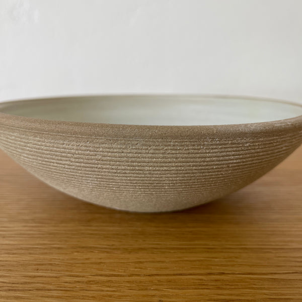 Ribbed Sand Bowl