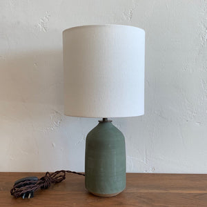 Willow Lamp - Olive