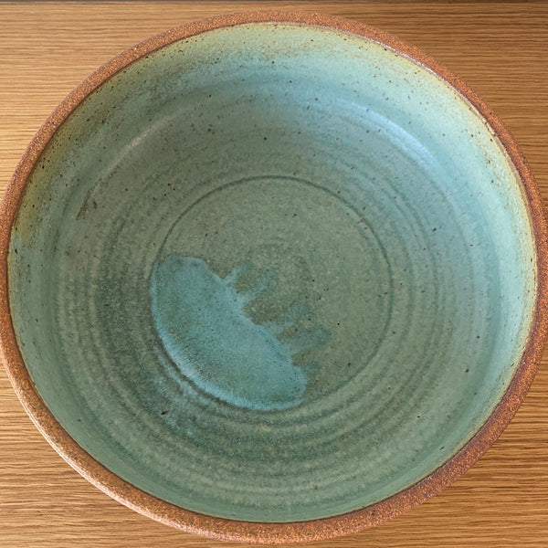 Copper Green Architectural Bowl 2
