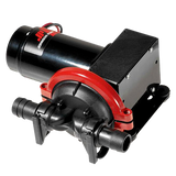 Boat electric water pump (freshwater, waste water)