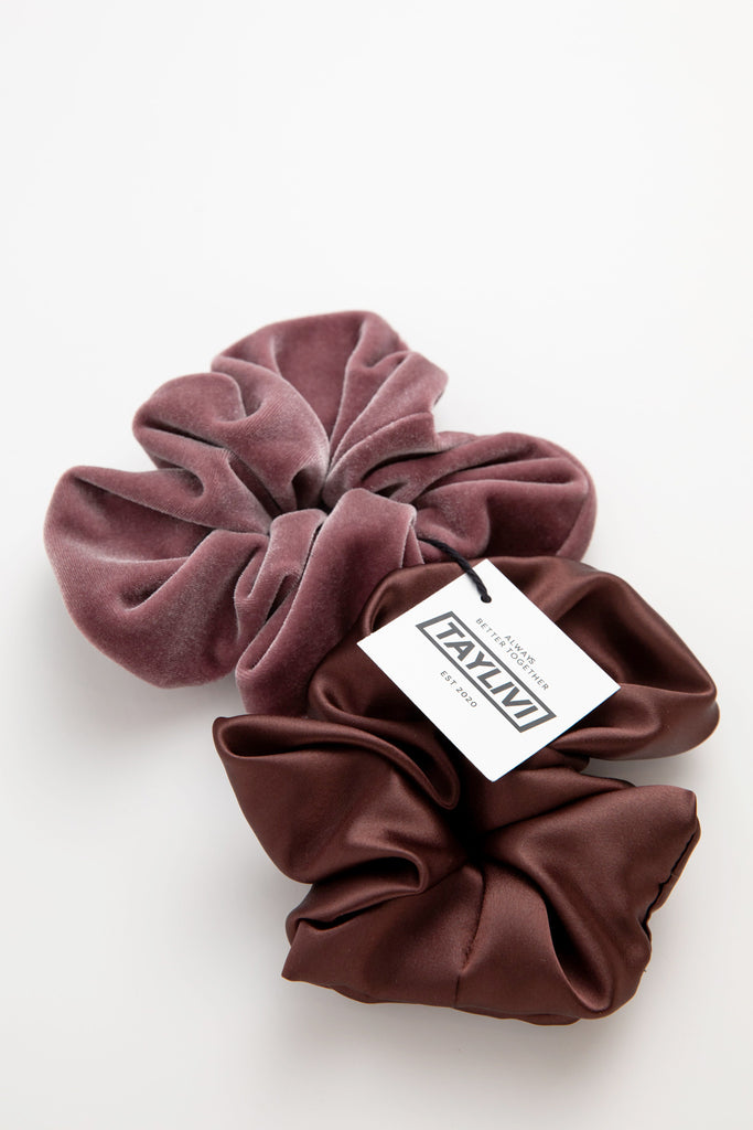 2 Pack of Scrunchies (Galentine's Exclusive)