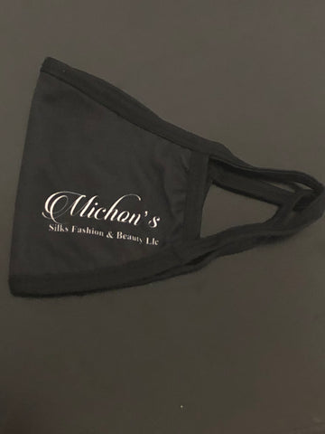 Michon's Unisex Extra Wide Face Mask