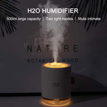 Load image into Gallery viewer, H2O Ultrasonic Humidifier - Air Diffuser
