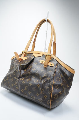 Authentic Pre-owned Louis Vuitton Monogram Tivoli Gm Large Shoulder Tote Bag Purse M40144 150048