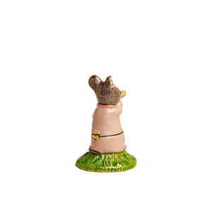 Baby Girl Mouse - Trinket Box
