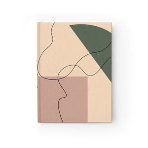 Sophisticated Blank Journal