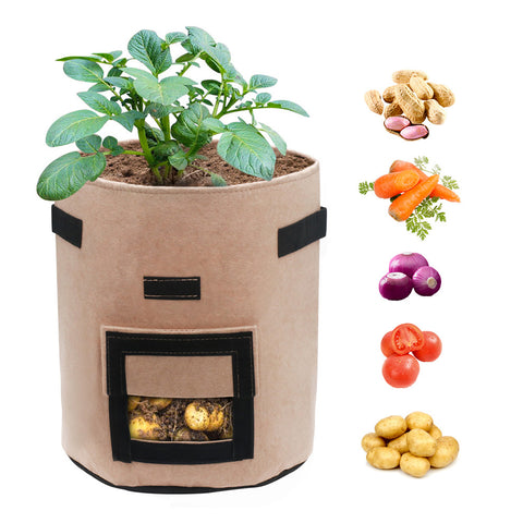 Portable Potato Planting Bag - Durable Bag