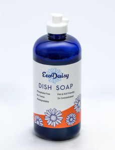 EcoDaisy Dish Soap Bundle of 2