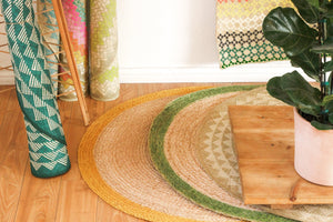Durable Material And Dirt Resistant Rug