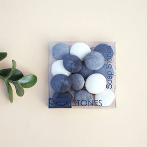 Handmade Small Pebble Soaps