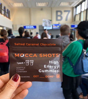 Mocca Shots Salted Caramel Chocolate