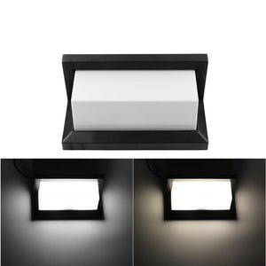 Waterproof 15W Corner Sconce LED Wall Light