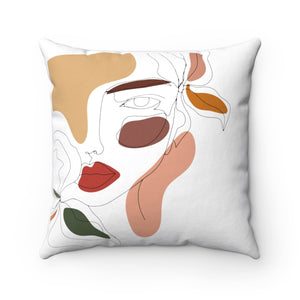 Sweet Soul Square Pillow