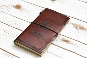 The Future Belongs Traveler's - 2 Notebooks & 1 Folder