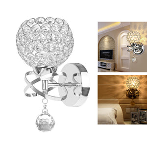 Modern Style Wall Lamp - Crystal Pendant Light Stock