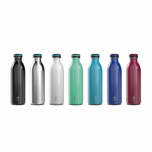 Single Wall Stainless Steel Water Bottle