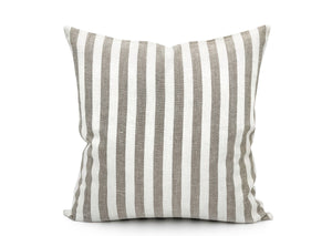 Valentina Linen Stripe - Pillow Cover